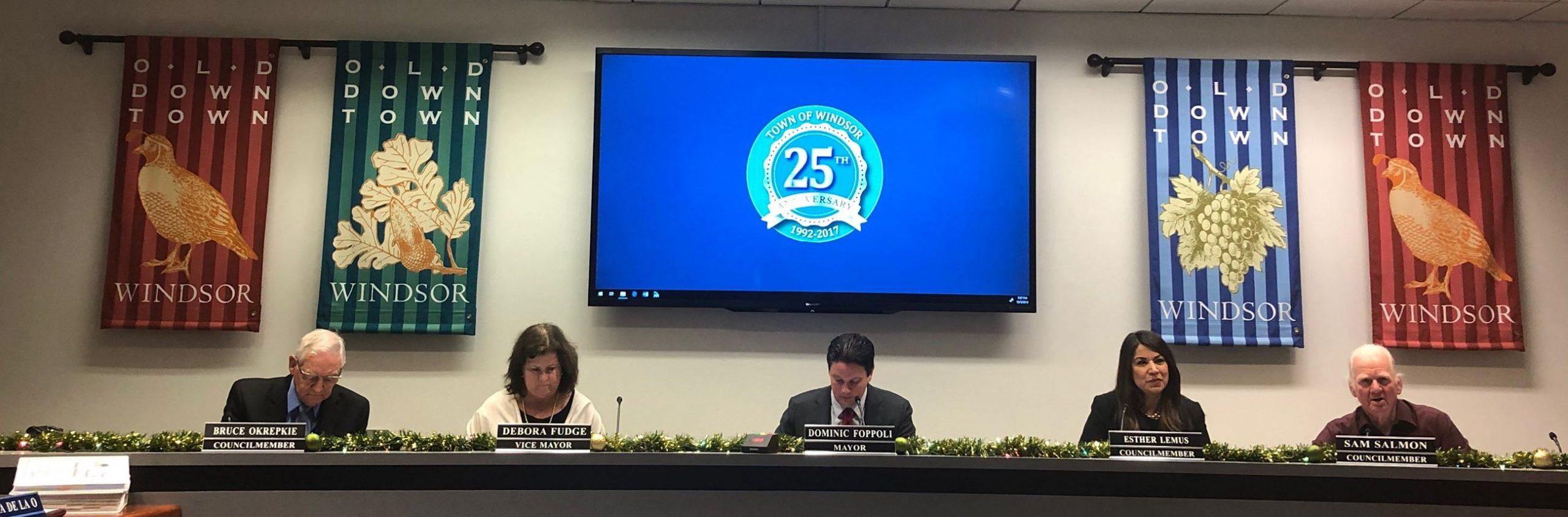 مجلس مدينة وندرسور قرر بالإجماع إلغاء حظر توصيل الغاز للمنازل الجديد