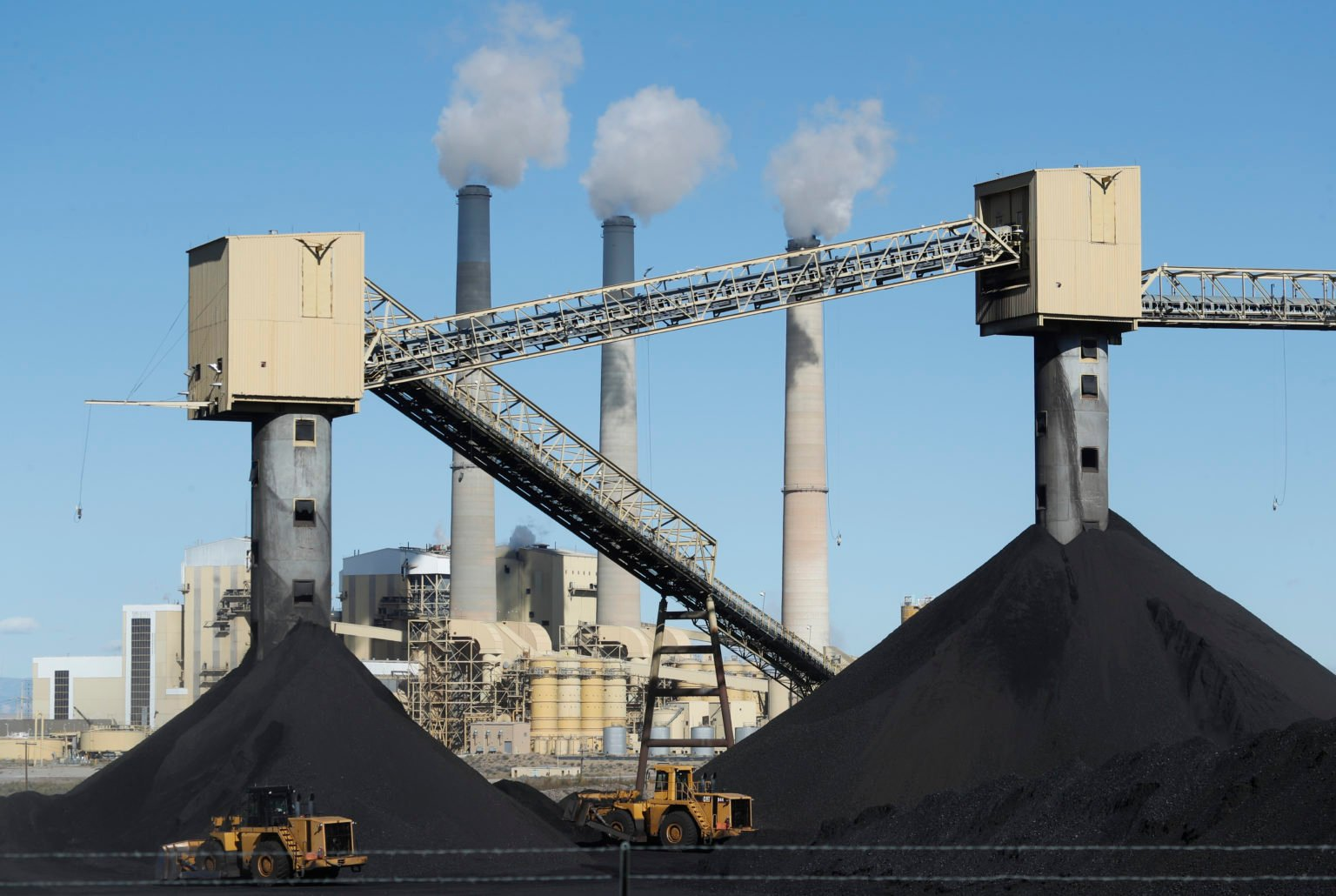 مصنع فحم