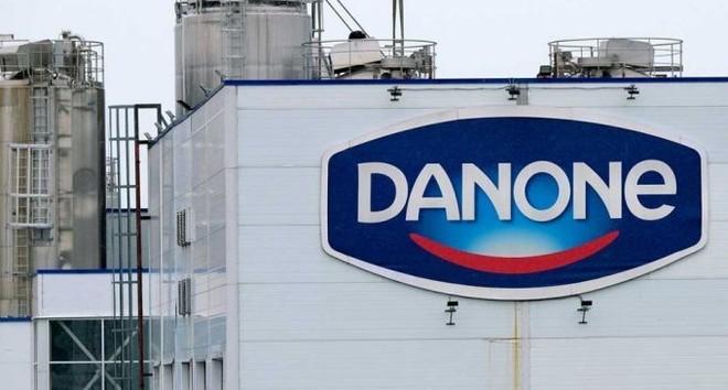 أحد المصانع التابعة لشركة دانون الفرنسية