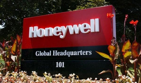 أحد المقرات التابعة لشركة هانيويل