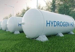 إنتاج الهيدروجين الأخضر