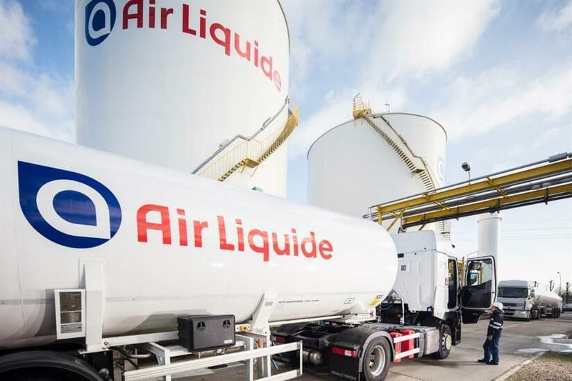 الهيدروجين - مجموعة الغاز الصناعي الفرنسية آير ليكيد