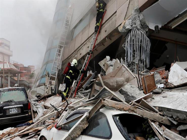 جانب من تداعيات زلزال اليابان