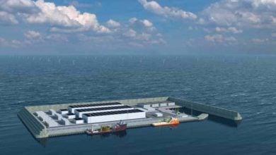 Photo of الدنمارك تنشئ أوّل مركز للطاقة في بحر الشمال