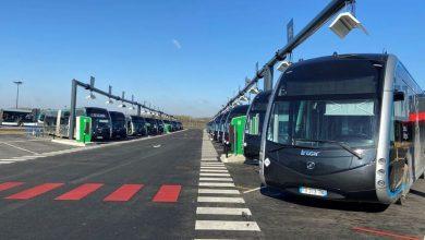 Photo of تطوّر جديد.. الحافلات الكهربائية الفرنسية لا تعمل في الأجواء الباردة