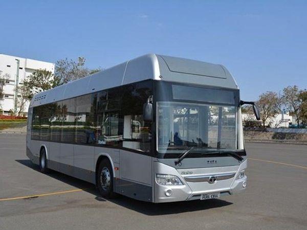 حافلة تعمل بوقود الهيدروجين