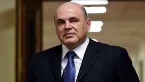 الغاز الطبيعي المسال - رئيس الوزراء الروسي ميخائيل ميشوستين