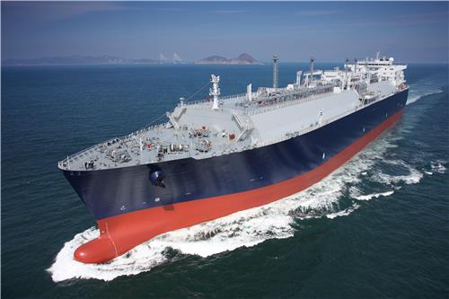 شركة سامسونغ للصناعات الثقيلة- الغاز الطبيعي المسال
