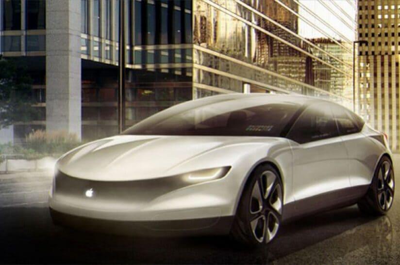 سيارة آبل الكهربائية- آبل كار