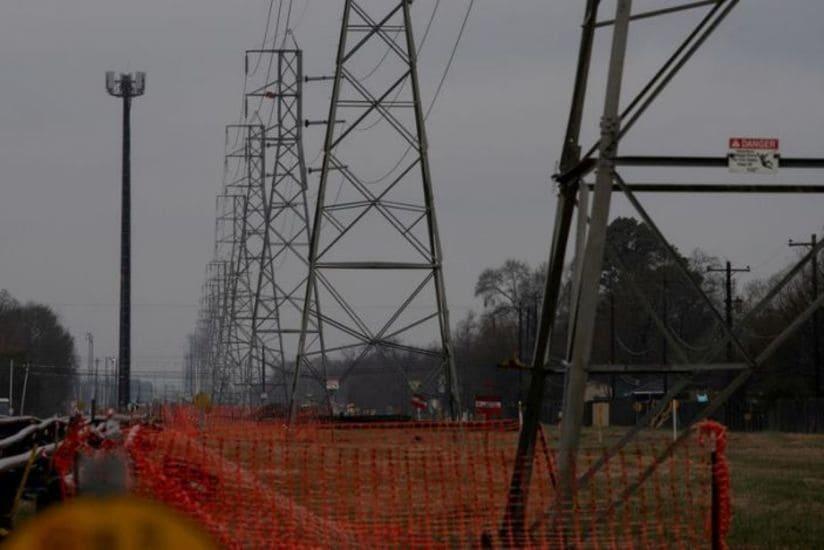 كهرباء تكساس- أزمة كهرباء تكساس