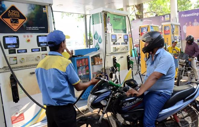 استهلاك الوقود في الهند