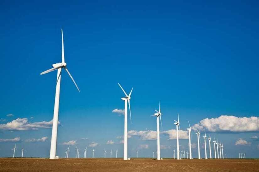 طاقة الرياح الجديدة - محطات الرياح- غوجارات