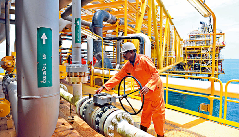 نيجيريا- النفط والغاز في نيجيريا