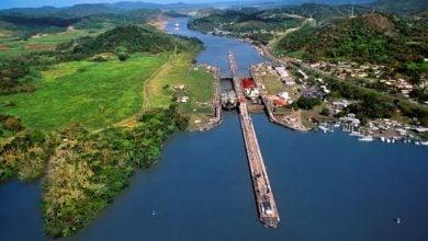Photo of قناة بنما تسجّل رقمًا قياسيًا في عبور شاحنات الغاز المسال