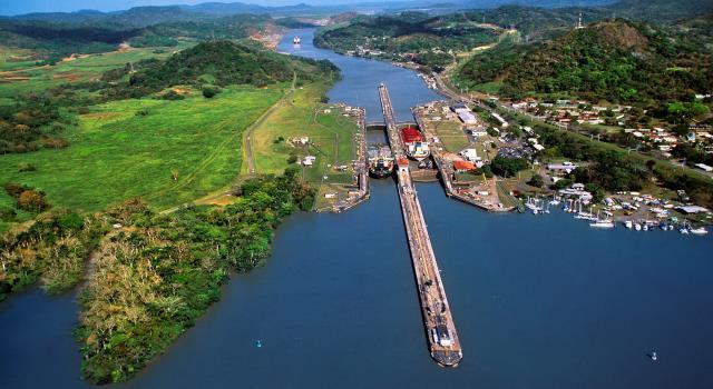 قناة بنما