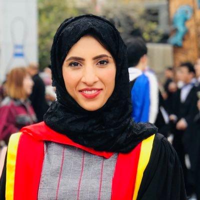 مستشار البحث والتطوير المؤسسي في شركة تنمية نفط عُمان، زكية العزري