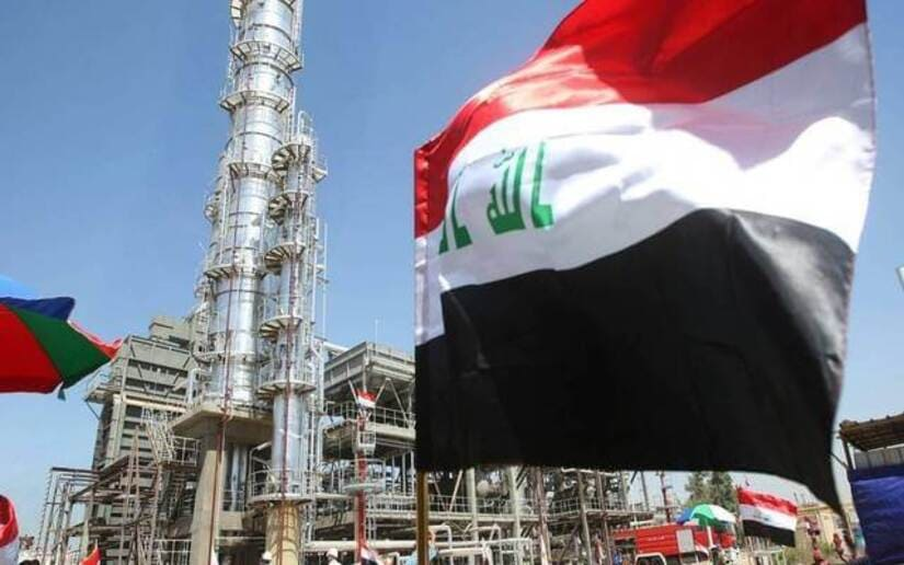 توريد النفط- النفط العراق