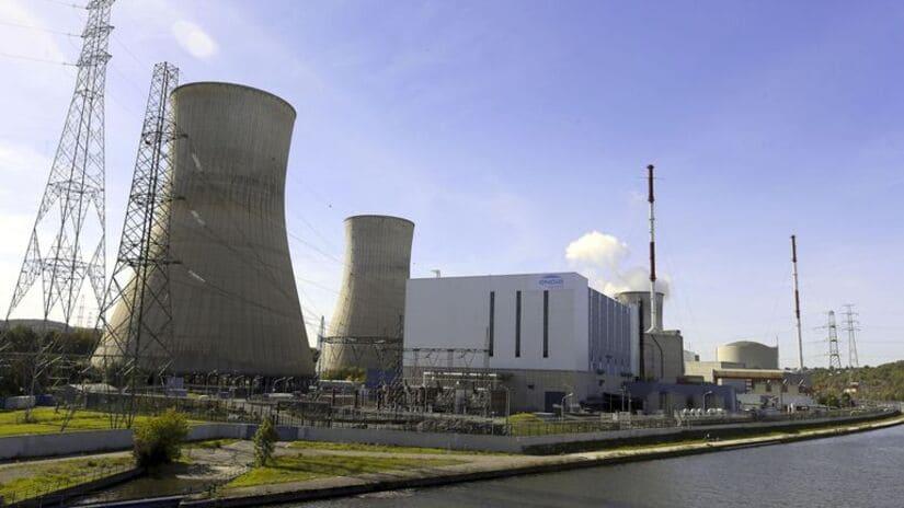 مفاعلات شركة إنجي- الطاقة النووية- بلجيكا