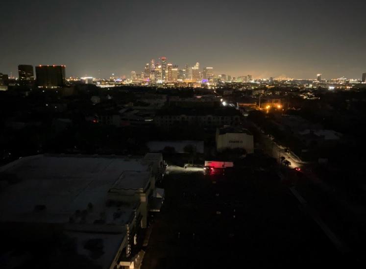 أزمة الكهرباء في تكساس - صقيع تكساس