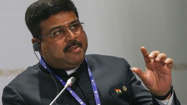 وزير النفط الهندي درامندرا برادان