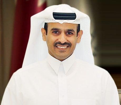 الرئيس التنفيذي لشركة قطر للبترول وزير الطاقة القطري سعد الكعبي