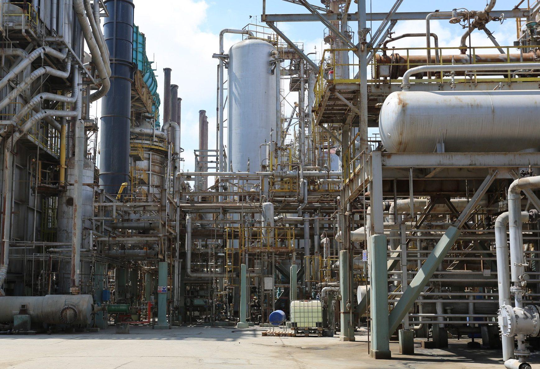 شركة مصفاة البترول الأردنية