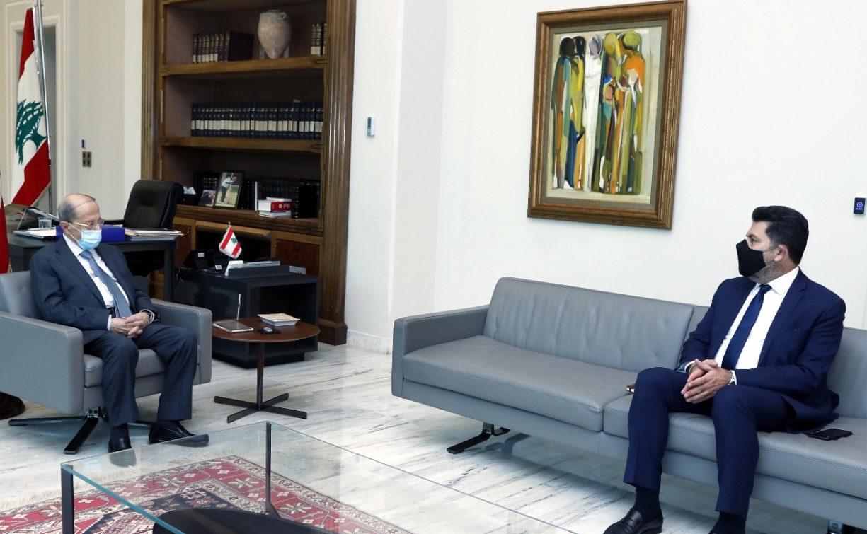 الرئيس اللبناني - أزمة وقود في لبنان