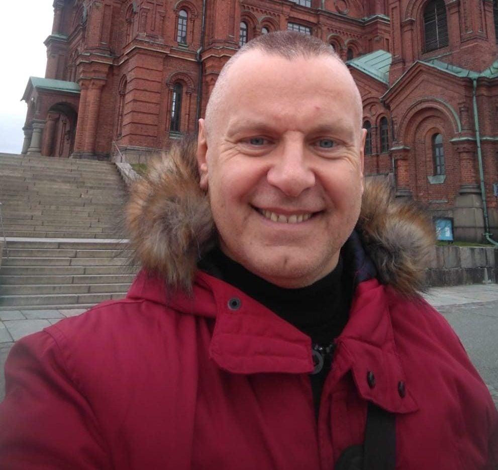 مدير المبيعات والتسويق بشركة إيكو ريماركتينغ - روبيرت سيسك