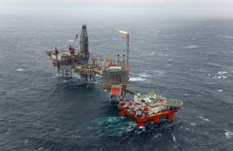 إنكويست تستحود على حصة سنكور في حقول بحر الشمال