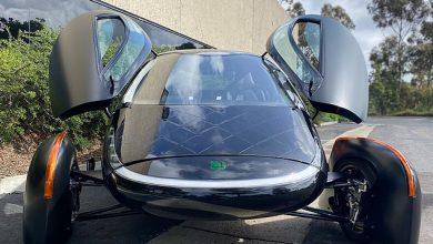 Photo of سيارة أبتيرا الشمسية تغزو الأسواق نهاية 2021