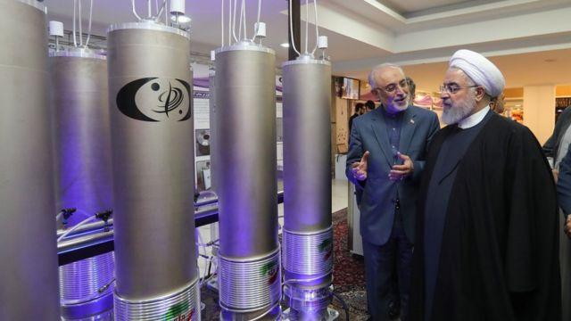 إنتاج اليورانيوم المخصب