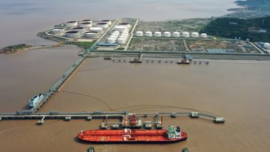 Photo of مخزونات النفط في الصين تتخطى مليار برميل