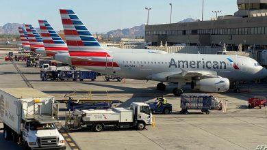 Photo of %60 تراجعًا في أعداد المسافرين بشركات الطيران الأميركية خلال 2020