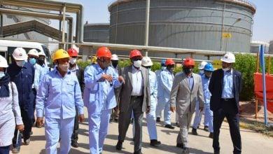 Photo of في أول زيارة عمل.. وزير النفط السوادني يتابع صيانة مصفاة الخرطوم