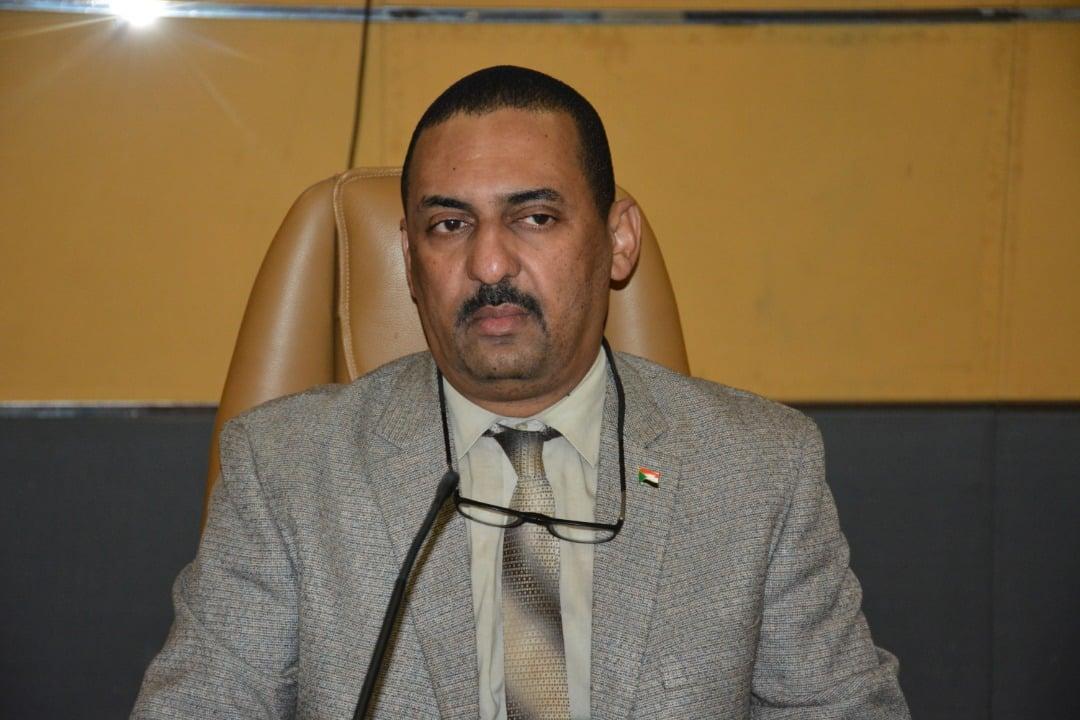أيمن أبوالجوخ مدير عام شركة سودابت السودانية