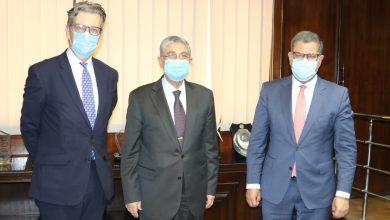 Photo of تعاون مصري بريطاني في مشروعات الطاقة المتجددة والهيدروجين