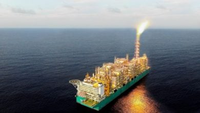 Photo of ماليزيا تبدأ الإنتاج من أول حقول الغاز في المياه العميقة
