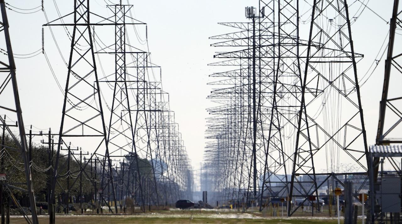 الطلب على الكهرباء في تكساس