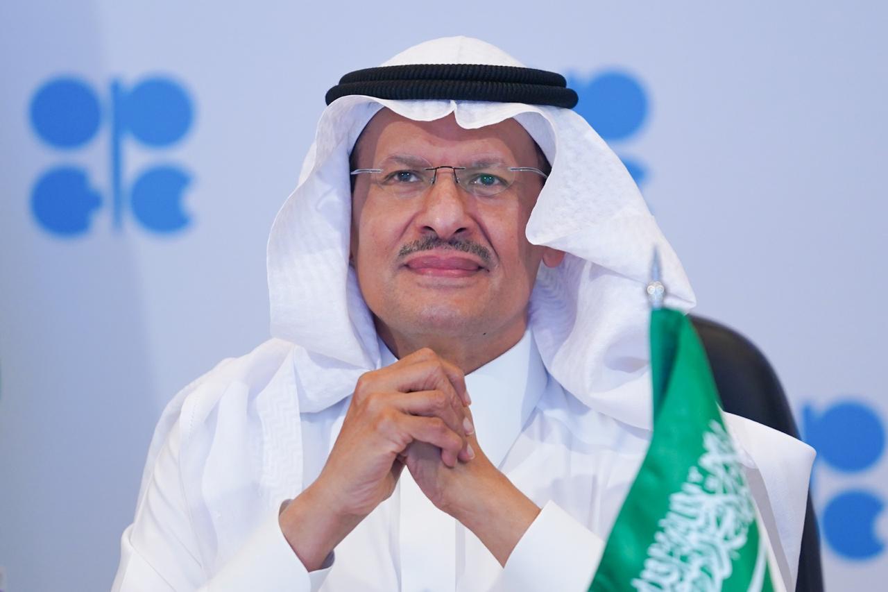 أوبك+ - وزير الطاقة السعودي الأمير عبدالعزيز بن سلمان -