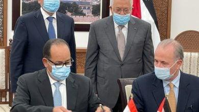 Photo of مذكرة تفاهم بين مصر وفلسطين لتطوير حقل غاز غزّة