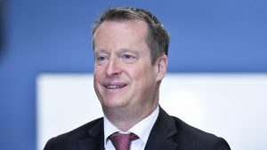 وزير الطاقة السويدي أندش إيغيمان