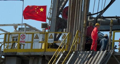 الصين تعلن اكتشاف حفل نفط وغاز
