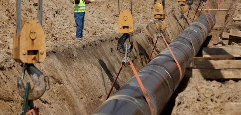 نقل المشتقات النفطية - خط أنابيب النفط الخام لشرق أفريقيا