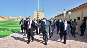 هيئة المحطات النووية المصرية - محطة الضبعة