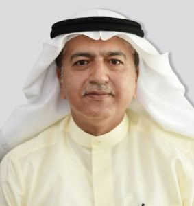 الرئيس التنفيذي لمؤسسة البترول الكويتية هاشم هاشم - الصورة من المؤسسة