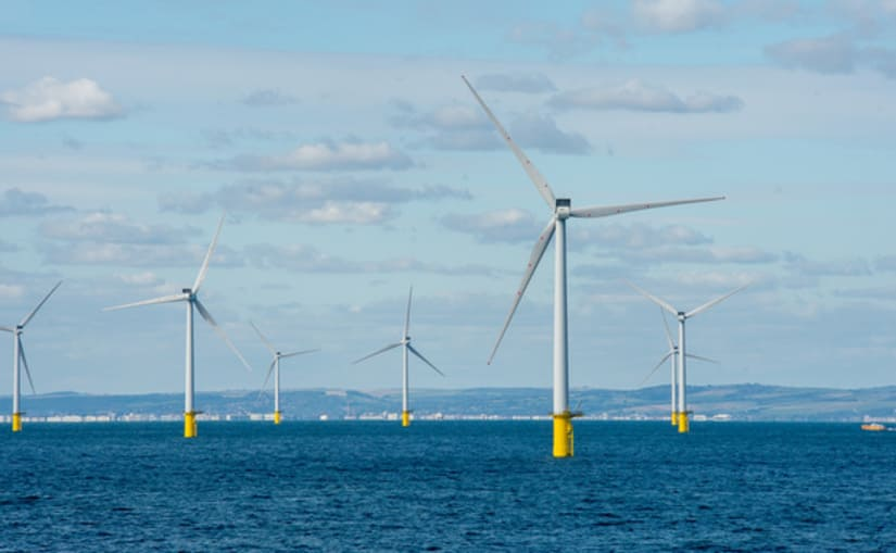الرياح البحرية في بريطانيا -الموانئ الخضراء