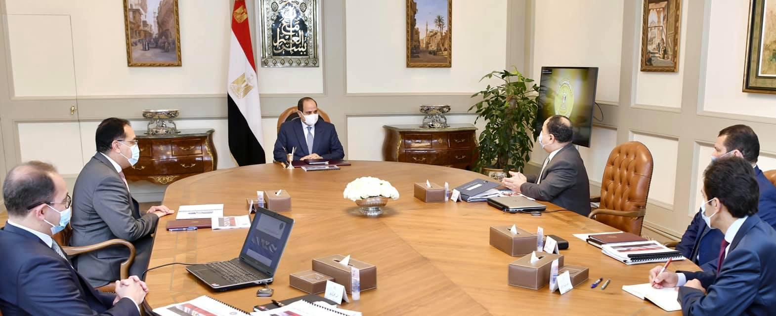 إحلال السيارات - مصر - السيسي