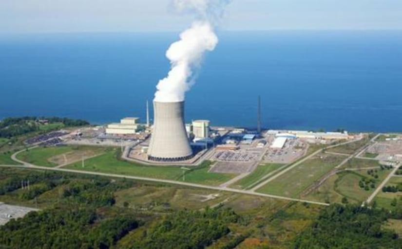 الصين- الطاقة النووية