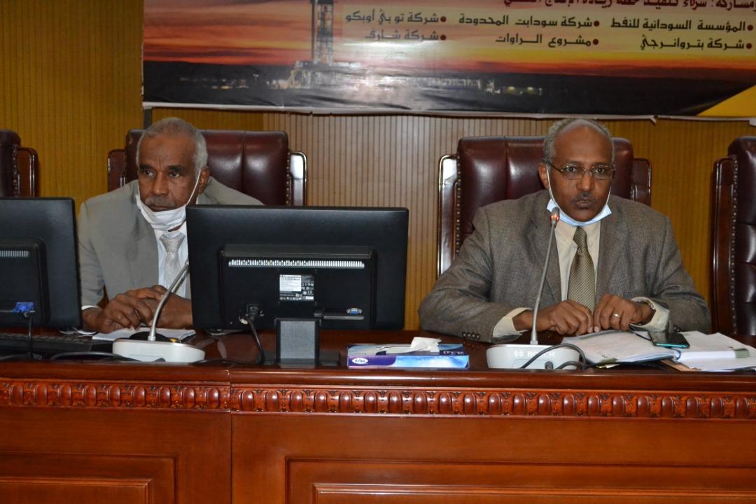 وزارة الطاقة السودانية - السودان