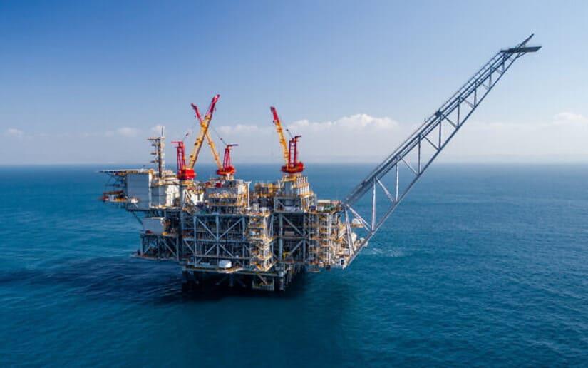 عائدات الغاز الطبيعي والنفط في إسرائيل
